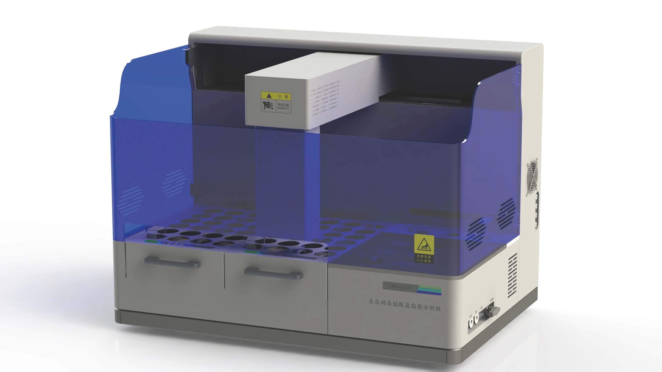 [转载]安杰科技中标河北省环境监测中心6套全自动高锰酸盐指数分析仪采购