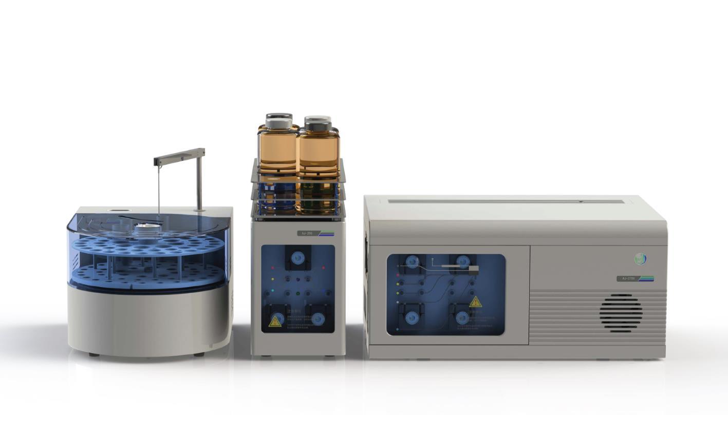 安杰科技气相分子吸收光谱仪接受国产科学仪器验证与综合评价